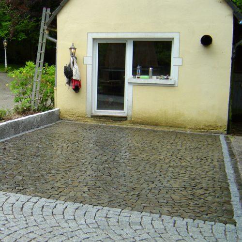 Granit 6_8 Hellgrau und Grauwacke gebraucht