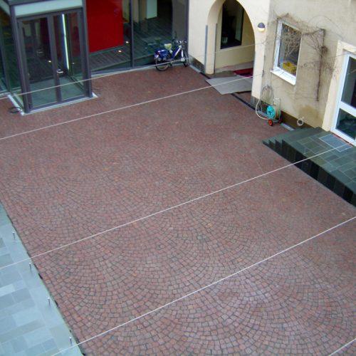 Granit Schwedisch Rot Segmentbögen